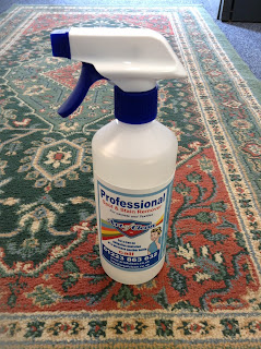 art of clean carpet spotter