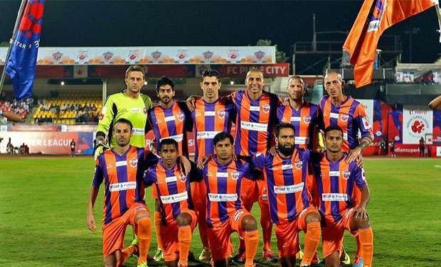 FC Pune City jersey 2017-18