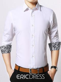 occupation standard collar shirts