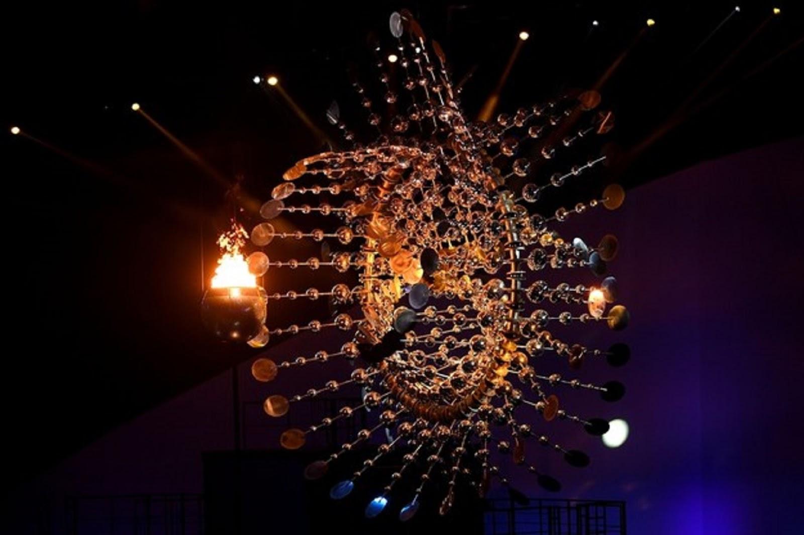 RIO OLYMPICS OPENING CEREMONY 2