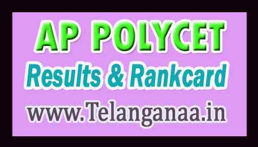 AP POLYCET Results 2019 Declared Download AP CEEP Rank card