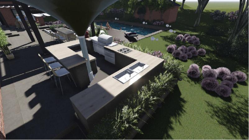 Idee Per Arredare Il Patio : Qualche idea per sfruttare al meglio il proprio patio dettagli