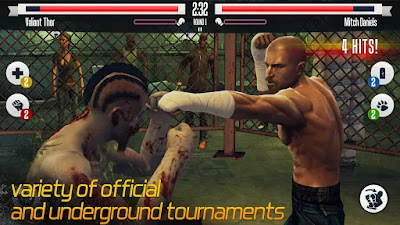 Screenshot Real Boxing