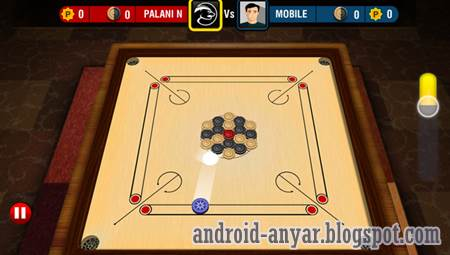 Cara Bermain Game Real Carrom Karambol Android