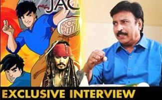Actor MuraliKumar Interview | JackieChan, Jack Sparrow
