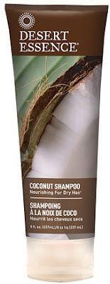 Champu Desert Essence coco Vitacost iHerb