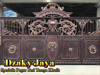 Produk, Pintu, Gerbang, Besi, Tempa, Klasik, Rumah, Mewah