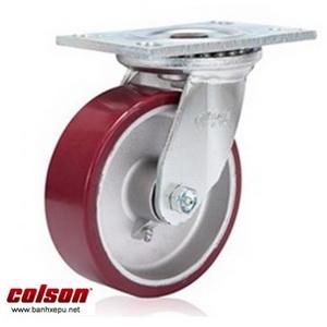 Bánh xe xoay di động chịu lực 675kg Colson Caster 8 inch | 6-8299-939 banhxepu.net