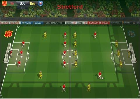 لعبة كرة القدم Football Tactics