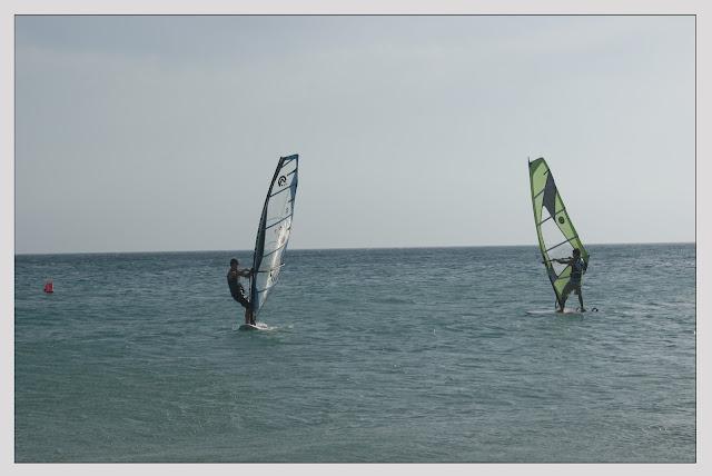 Windsurf o Kitesurf