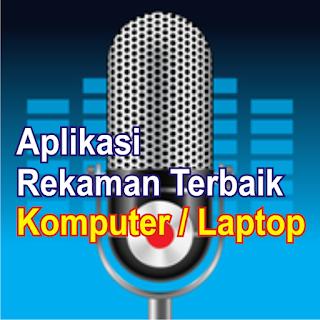 3 Aplikasi terbaik Untuk Merekam Audio