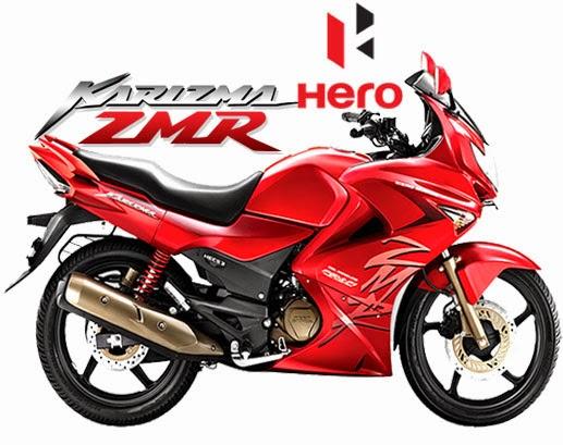 Hero Bikes: Hero Karizma ZMR