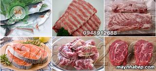Máy cắt thịt đông lạnh 3A1,1Kw