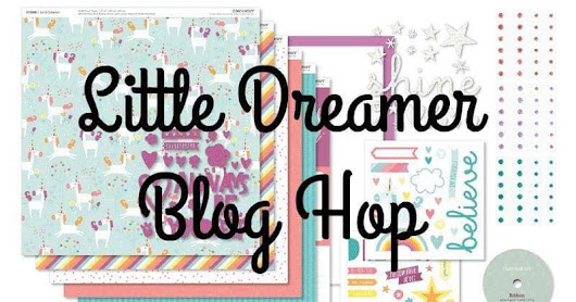 Welcome to the Little Dreamer Blog Hop!