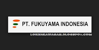 Lowongan Kerja PT Fukuyama Giken Indonesia