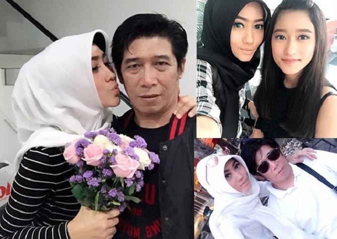 Beda 18 Tahun! Begini Potret Cantik Istri Kedua Parto Patrio, Hijabers Hits Yang Doyan Makan