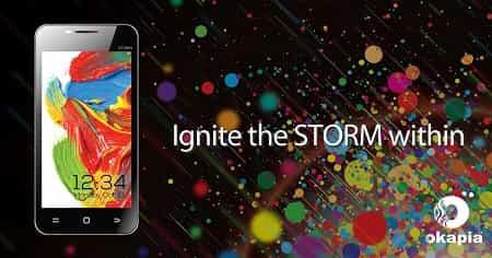 Okapia Storm Smartphone