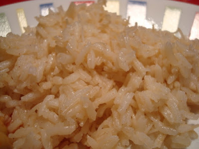 Lebanese Rice With Sharia (Vermicelli) (Gluten Free)