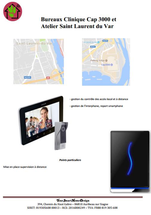 Vidéophone et contrôle des accès