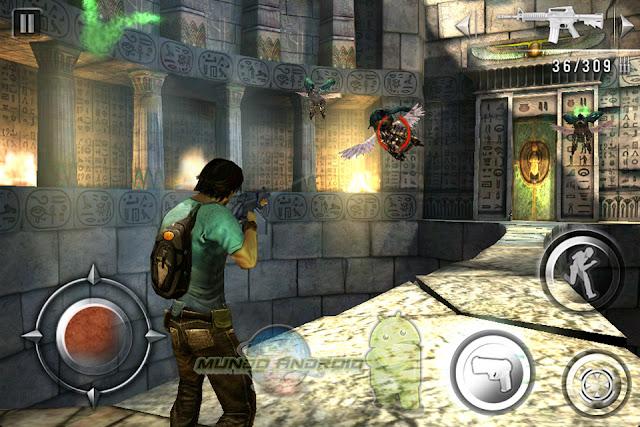 Visualización de Shadow Guardian HD