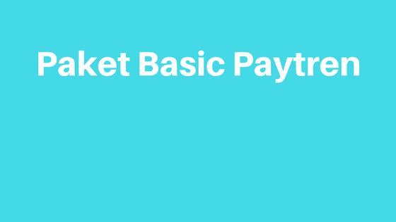 paket basic paytren