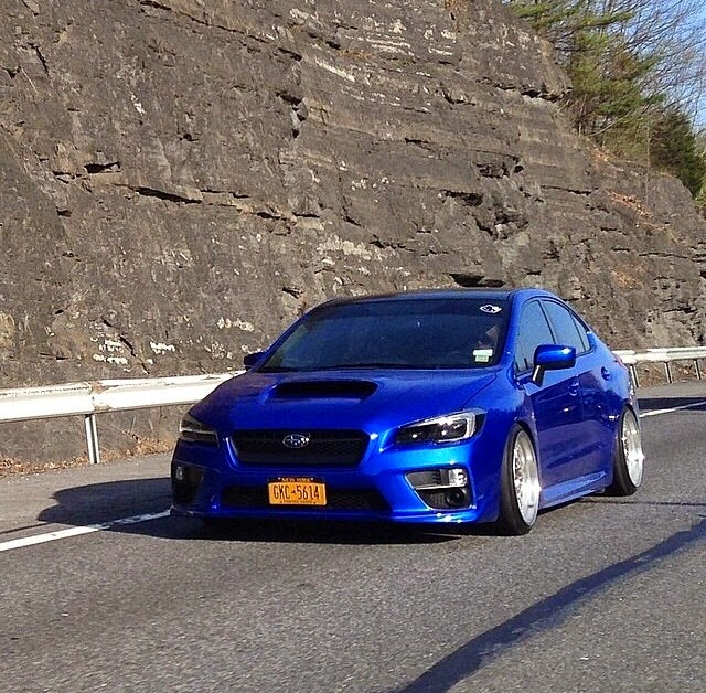 Stance Low Life 2015 Subaru Wrx Stance On Isc N1