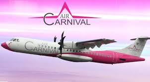 Flight for new Air Carnival