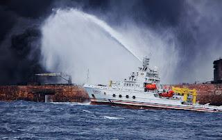 tanker Sanchi