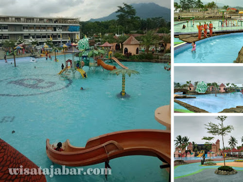 Ampera Waterpark Ciawi Tasikmalaya