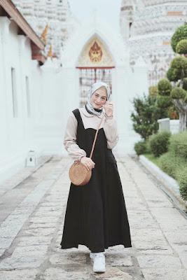 hijab kampus tomboy hijab simple kampus