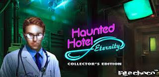 စံုေထာက္ေနရာကေန အမႈသဲလြန္စေတြရွာေဖြရမယ့္ဂိမ္းေလး - Haunted Hotel: Eternity (Full) v1.0.0 Apk
