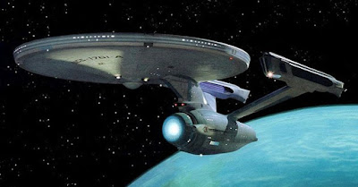 Enterprise ship Star Trek