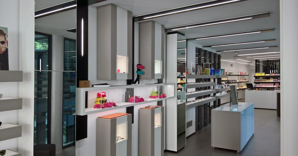 Wings progettazione e realizzazione negozi di ottica for Progettazione di negozi