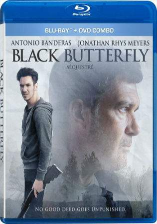 Black Butterfly 2017 BluRay 650MB English 720p Watch Online Full Movie Download bolly4u