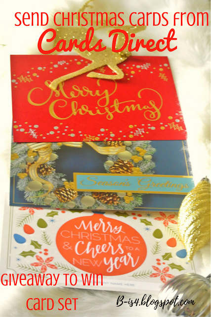 Send Christmas Cards from Cards Direct
