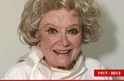 Phyllis Diller - Dead at 95