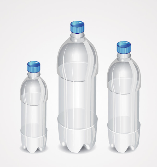 botol plastik