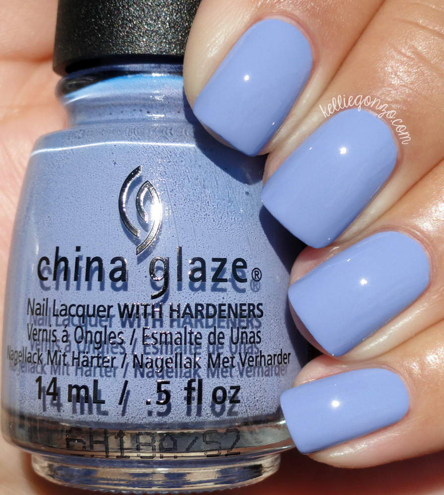 China Glaze Good Tide-ings