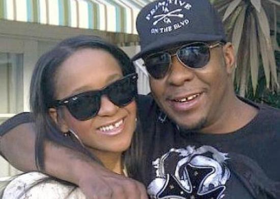 Bobbi Kristina - Bobby Brown
