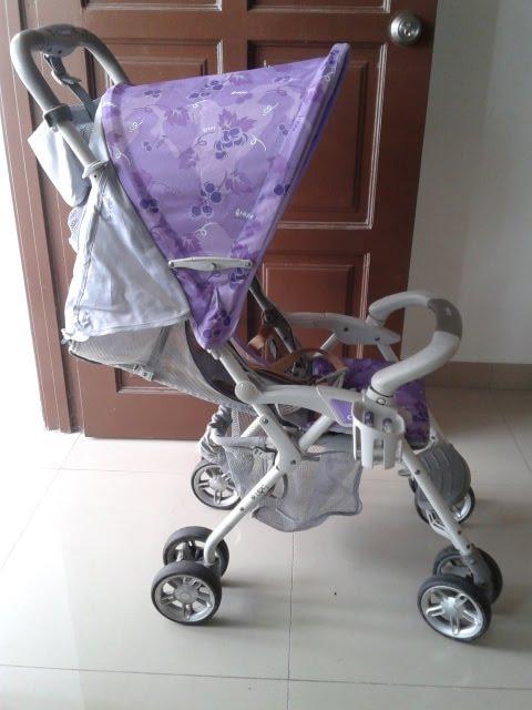 TwinkleBibi: Stroller Combi Lightweight