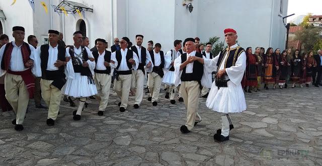 Πρέβεζα: Aναβίωσαν το παραδοσιακό «Καγκελάρι» οι Παπαδιώτες