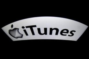 Aplikasi iTunes