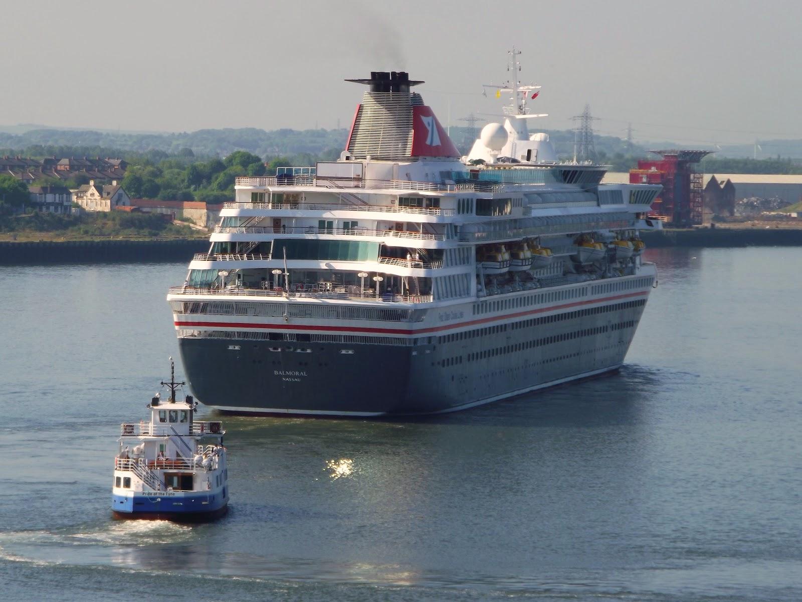 Northumbrian Images Balmoral Cruise Ship - Balmoral cruise ship schedule