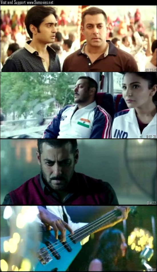 Sultan 2016 Hindi DVDScr x264 700MB