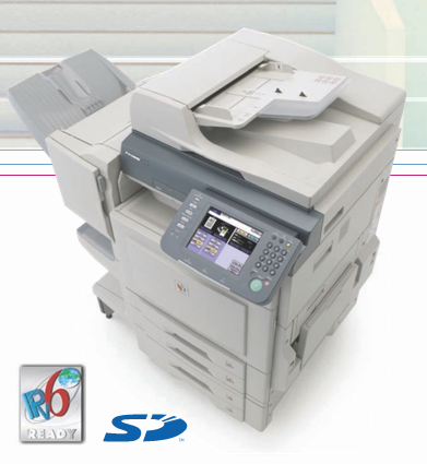 Panasonic WORKiO DP-8025 PCL Printer Drivers for PC