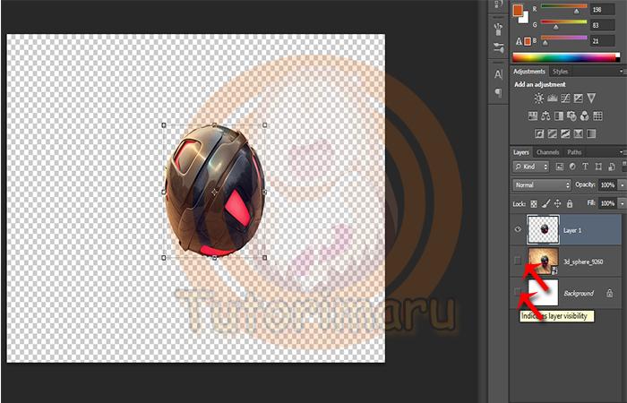 Cara Memotong Objek Gambar Di Photoshop Tutorimaru S Tutorial