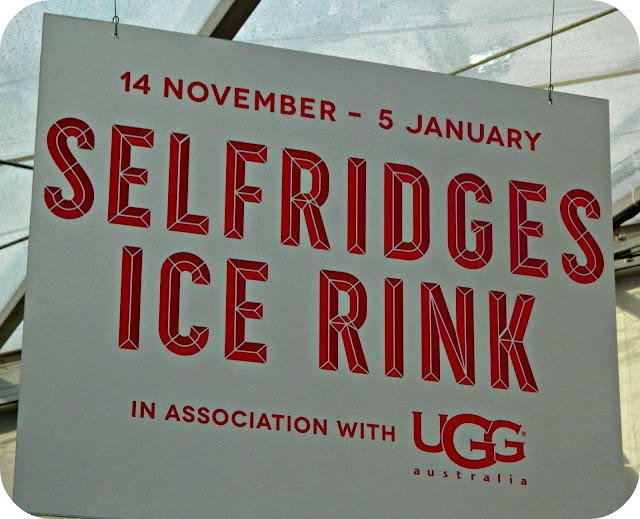 Selfridges Trafford Centre Ice Rink