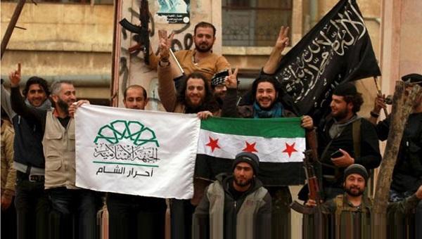 ÖSO Suriye Haritası Türkiye