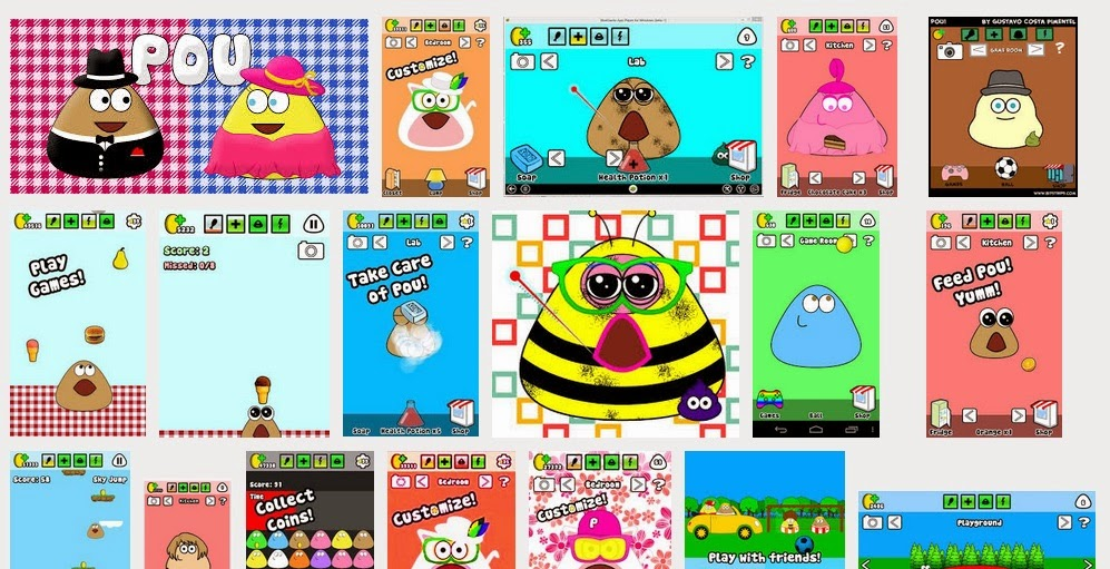 Download Pou Mod APK - Get Unlimited [Mods/Money/Powers]