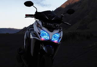 komunitas pecinta motor sudah menjamur di mana 125 modifikasi lampu motor vario paling keren